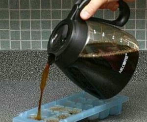 coffee, diy, and ice image