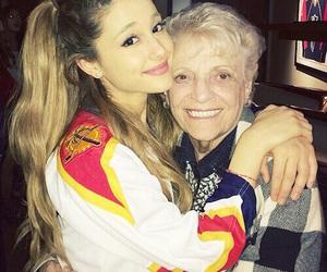 ariana grande, ariana, and grandma image