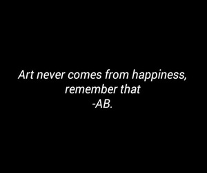 quote and art image