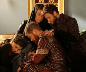 mother, magnificent century, and hurrem sultan image