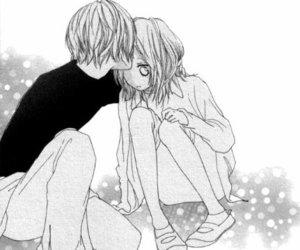 manga, strobe edge, and anime image