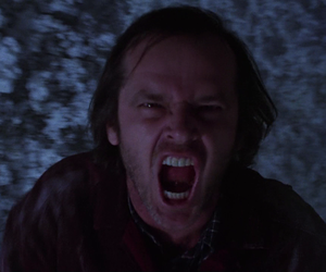 1980, jack nicholson, and The Shining image