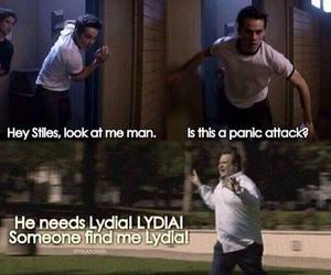 teen wolf, stydia, and lydia image