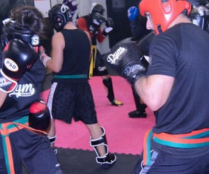 boxing, boxeo, and guantes image