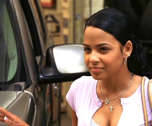 christina milian, love don't cost a thing, and 😻 image