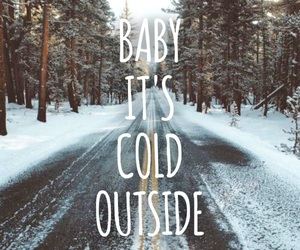 winter, baby, and christmas image