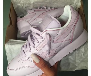 reebok and sneakers image