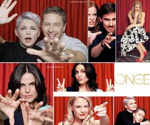 once upon a time, lana parilla, and season 5 image