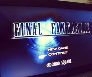 game, photography, and final fantasy image