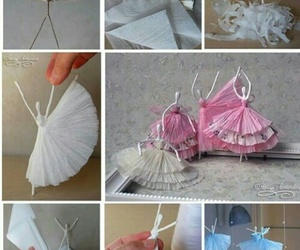 diy and ballerina image