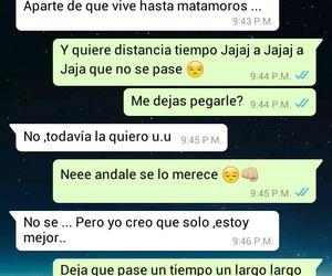 amigo, whatsapp, and conversacion image