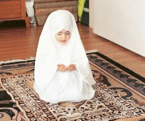islam and baby image