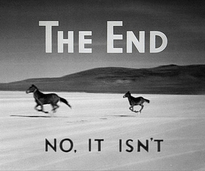 end, it, and isn't image
