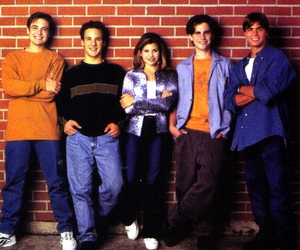boy meets world, rider strong, and danielle fishel image
