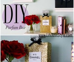 diy, chanel, and do it yourself image