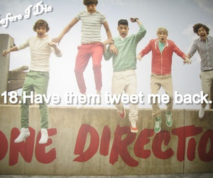 before i die and one direction image