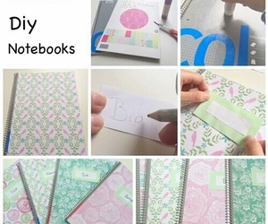 creative, diy, and notebook image