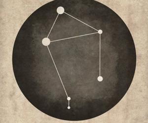 constellations, Libra, and تاﻻ image
