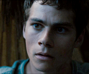 thomas, maze runner, and dylan o'brien image