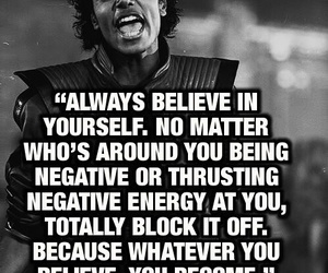 quotes, michael jackson, and believe image
