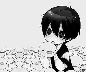 chibi, kawaii, and manga image