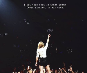 Taylor Swift, holy ground, and red tour image