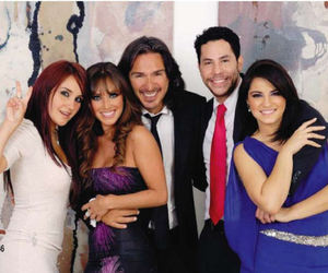 Anahi, pedro damian, and rebelde image