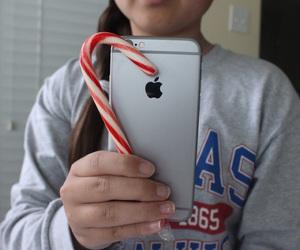 christmas, iphone, and tumblr image