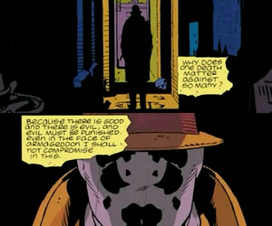 DC and watchmen image