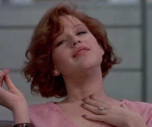 80s, girl, and The Breakfast Club image