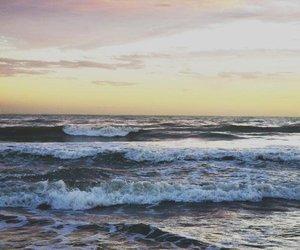 nature and sea image