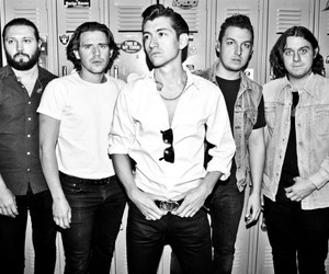 arctic monkeys, music, and alex turner image