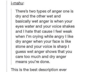 anger, deep, and emotion image