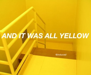 yellow, quote, and tumblr image