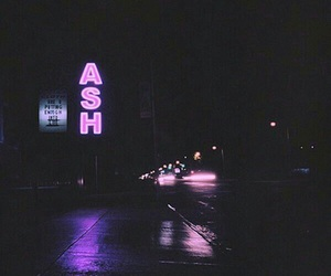 cash, light, and neon image