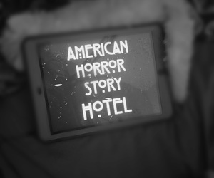 american, black, and horror image