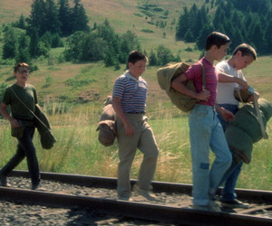 80s, corey feldman, and stand by me image