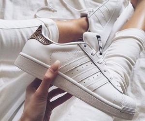 adidas, slippers, and fashion image