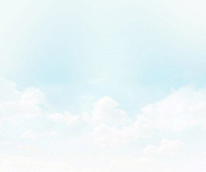 wallpaper, blue, and sky image