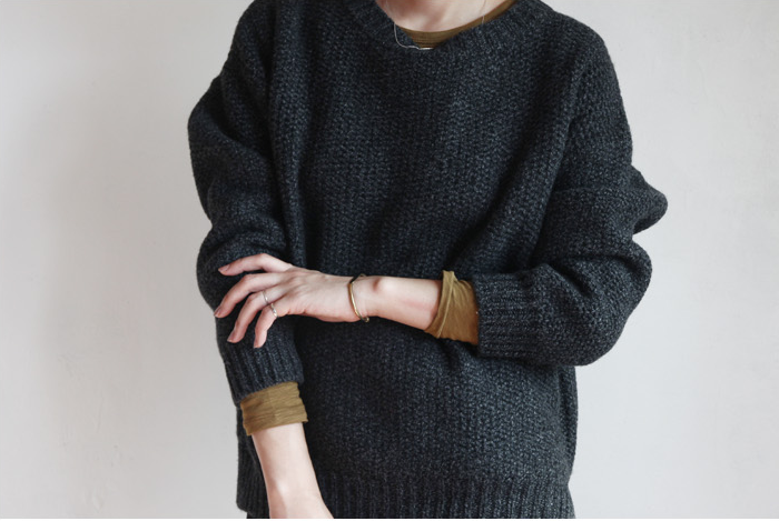 sweater and outfit image
