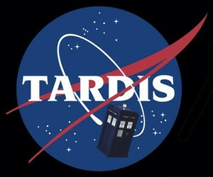 doctor who and tardis image