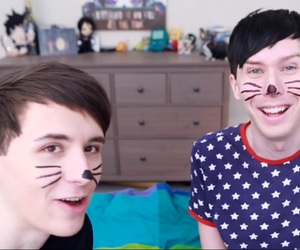 boys, youtube, and amazingphil image