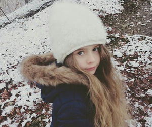 kids and winter image