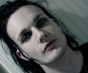 alternative, gothic, and Piercings image