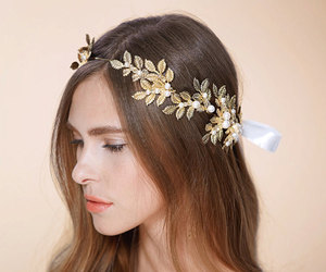 etsy, boho accessories, and wedding accessories image