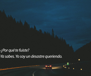 disaster, frases, and frases image