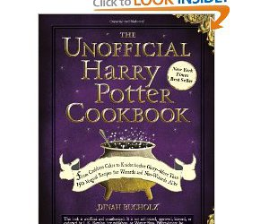 cookbook, harry potter, and magical image