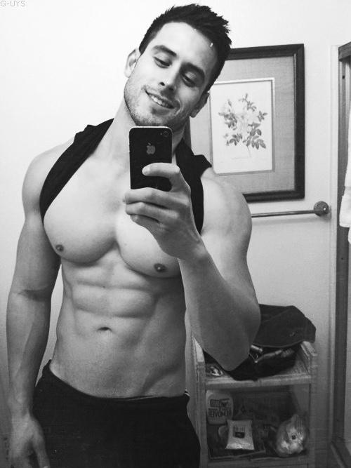 Guy selfie hot Pictures of