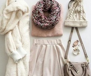 fashion, mode, and winter image