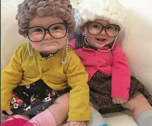 baby, funny, and child image